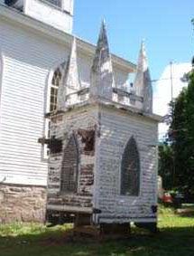 Starksboro Village Meeting House Raise the Steeple Project
